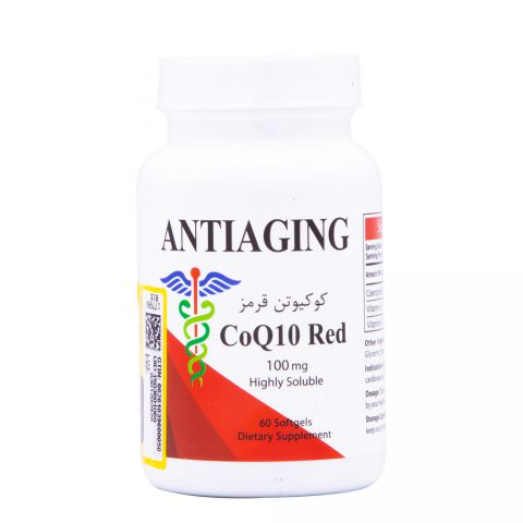 CoQ10 Red Antiaging