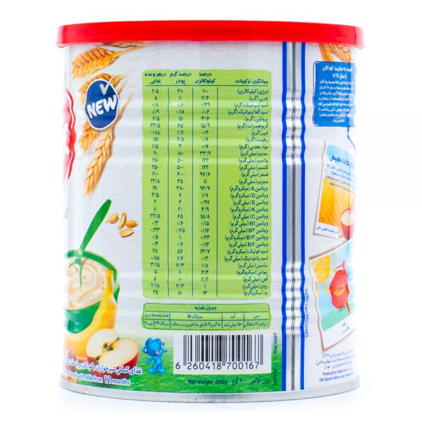 Cerelac Weat & Fruit Pieces with Honey-Nestle Pack