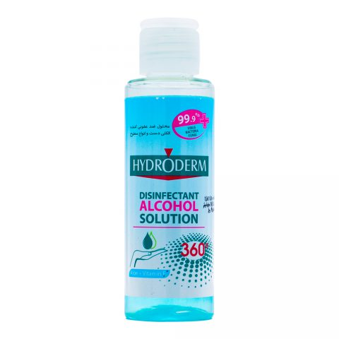 Hydroderm Disinfectant Alcohol Solution 120