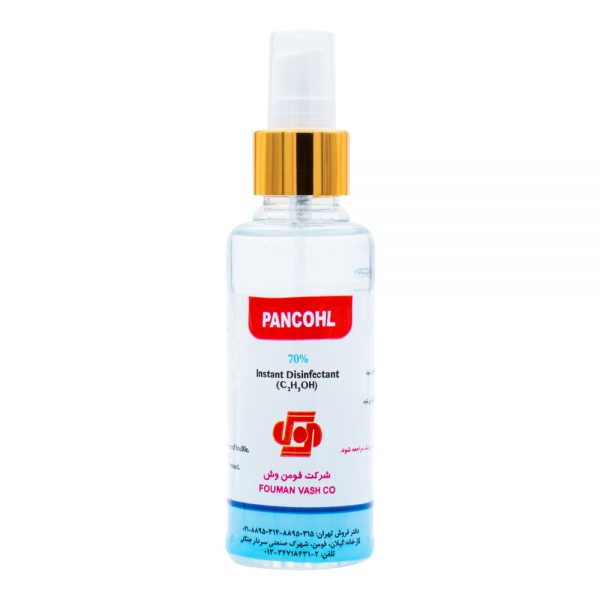 Pancohl Instant-Disinfectant Fooman Vash