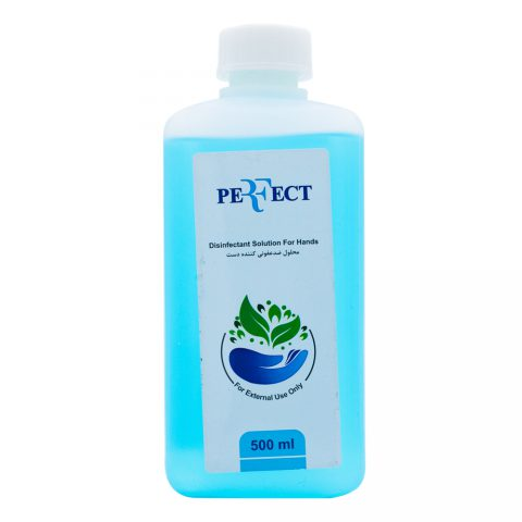 Perfect Disinfectant Solution for Hands 500 daru darman