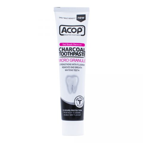 Acop Charcoal Toothpaste