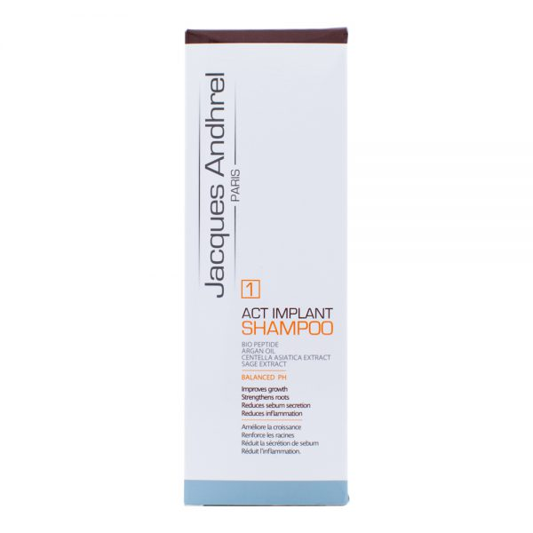 Act Implant Shampoo-Jacques Andhrel