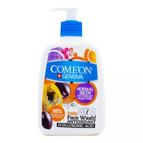 Daily Face Wash Normal Skin-Comeon