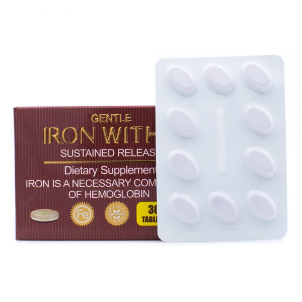 Iron with C-Branson Tablet