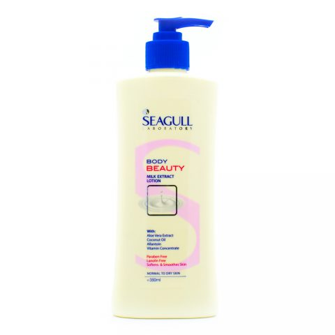 Milk Extract Lotion-Seagull