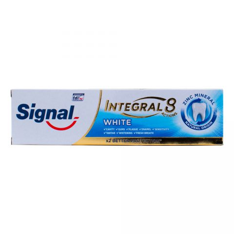 Toothpaste Integral 8-Signal