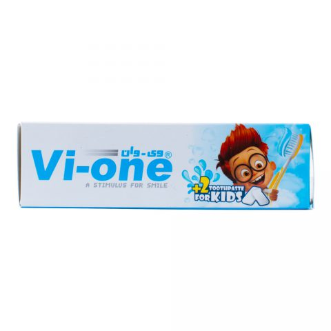 Toothpaste plus2 for Kids-Vi One