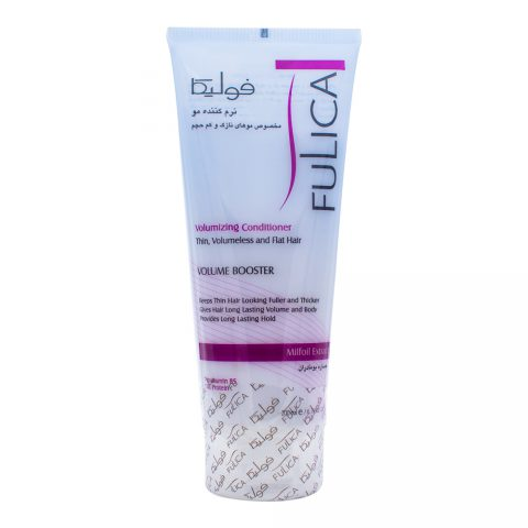 Volumizing Conditioner for Thin Volumeless and Flat Hair-Fulica