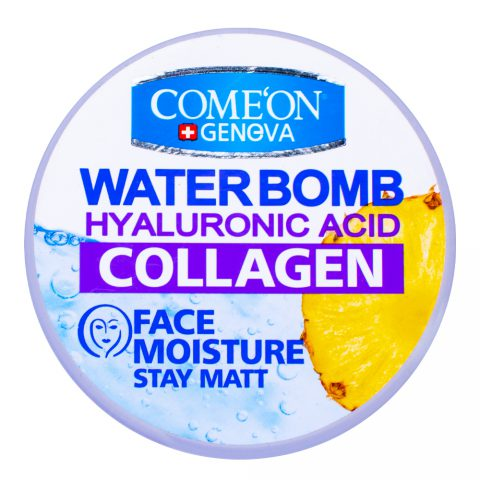 Water Bomb Hyaluronic Collagen Face Moisture-Comeon