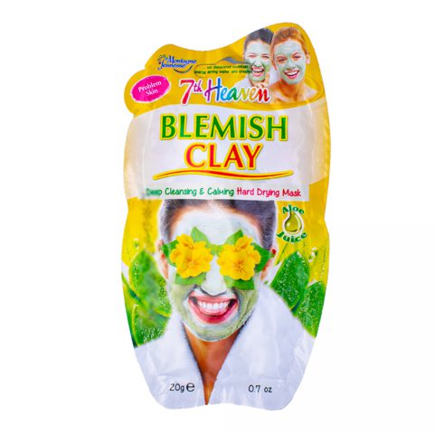 Blemish Clay Mask-7th Heaven