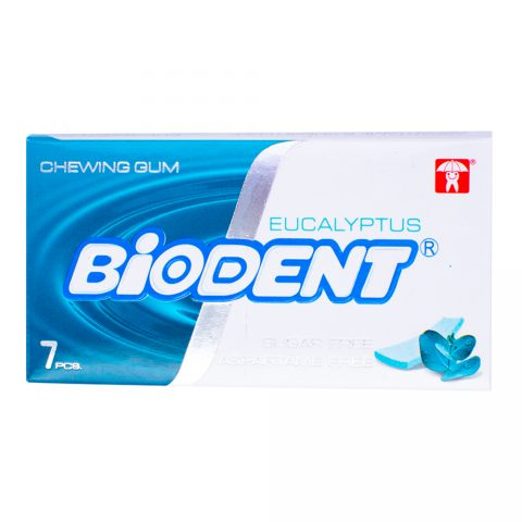 Chewing Gum Eucalyptus-Biodent