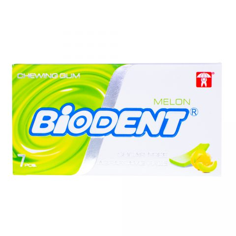 Chewing Gum Melon-Biodent