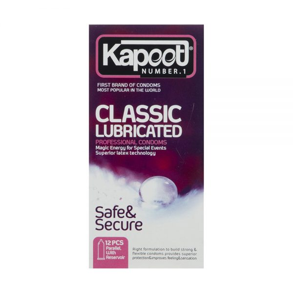 Classic Lubricated-Kapoot