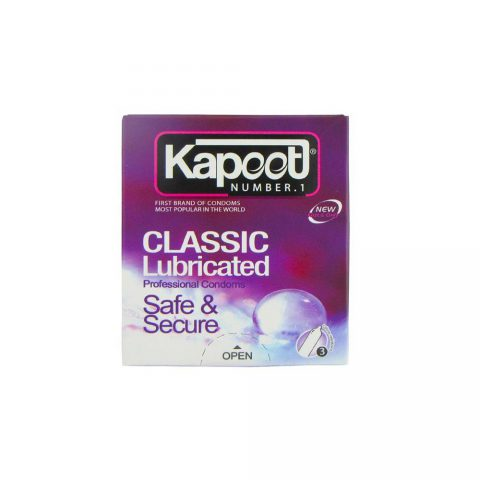 Classic Lubricated 3-Kapoot