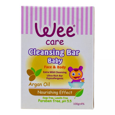 Cleanser Bar Baby-Wee care