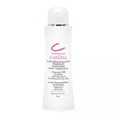 Cleansing Milk Purifying With Soapwort Combination Oily Skin-Carlina