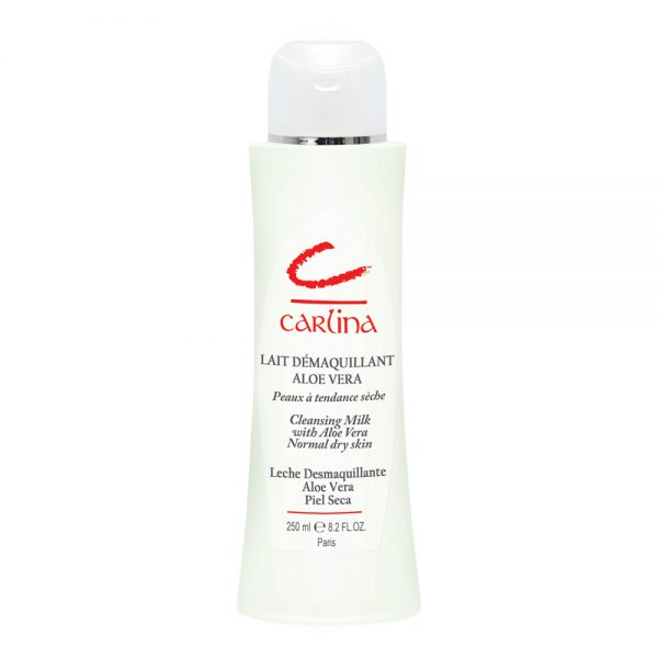 Cleansing Milk With Aloe Vera Normal Dry Skin-Carlina