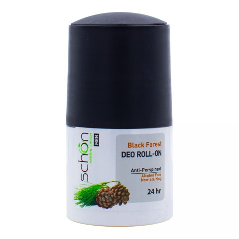 Deo roll on Black forest Men-My