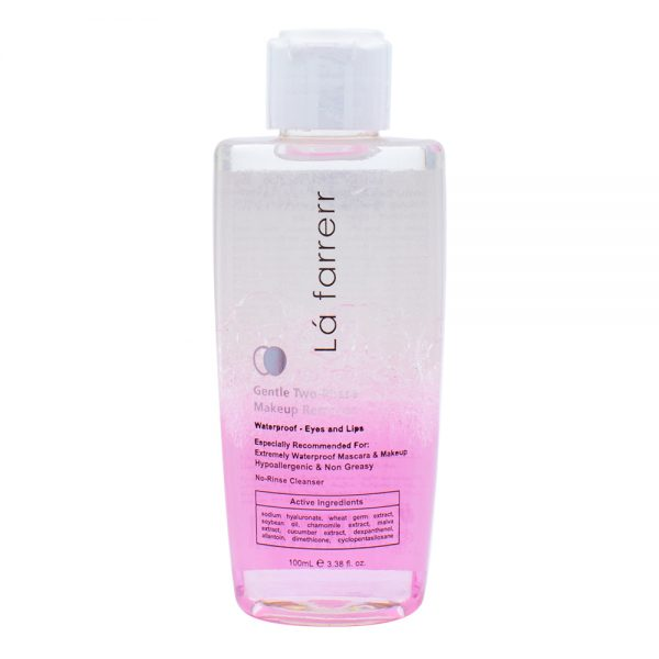 Gentle Two Phase Makeup Remover-La Ferrerr