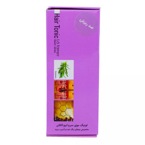 Hair Tonic Lotion for Colored & Damaged Hair & Eyebrow-La Farrerr