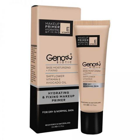 Hydrating and Fixing Makeup Primer For Dry and Normal Skin-Geno