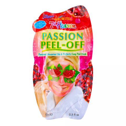 Passion Peel Off Mask-7th Heaven