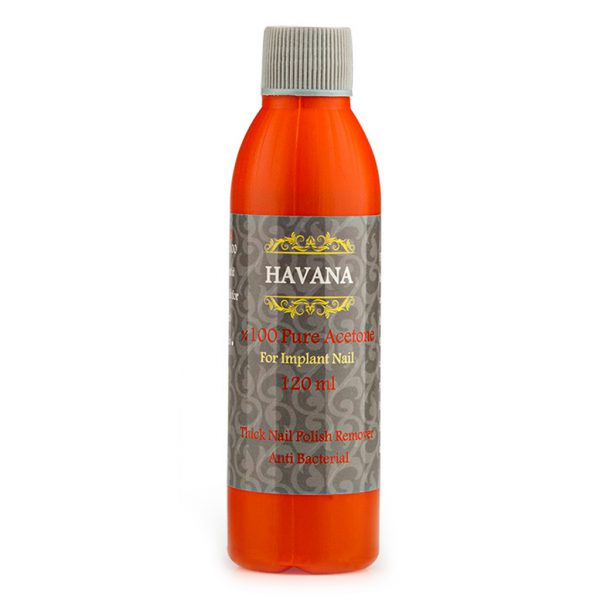 %100 Pure Acetone For Implant Nail-Havana