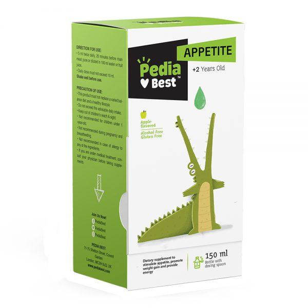 Appetite Syrup-Pedia Best