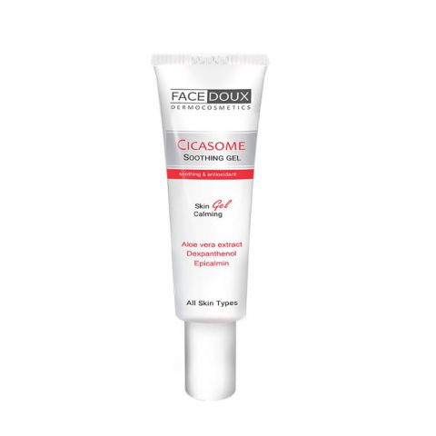 Cicasome Soothing Gel-Facedoux