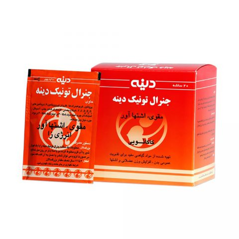 Dineh General Tonic Cocoa Flavor-Dineh