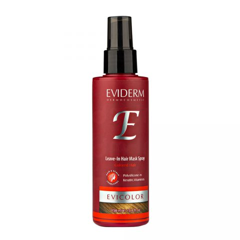 E Leave In Hair Mask Spry For Colored Hair-Eviderm