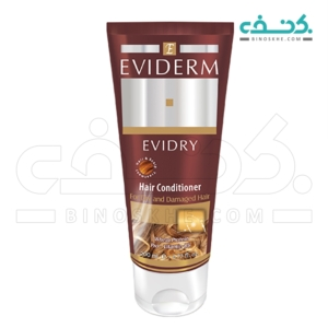 Evidry Hair Conditioner For Dry And Damaged Hair-Eviderm