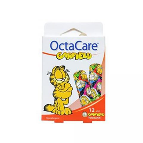 Garfield First Aid Plaster-Octa Care