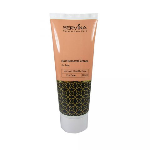 Hair Removal Cream For Face-Servina