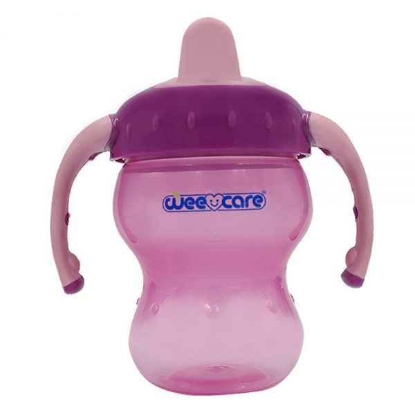 Hard Spout Bite Resistant Learner Cup For +9 Months 210ml-Wee Care
