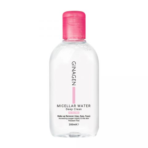 Micellar Water Deep Clean for Dry Skin-Ginagen