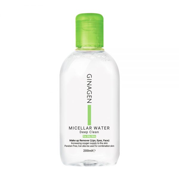 Micellar Water Deep Clean for Oily Skin-Ginagen
