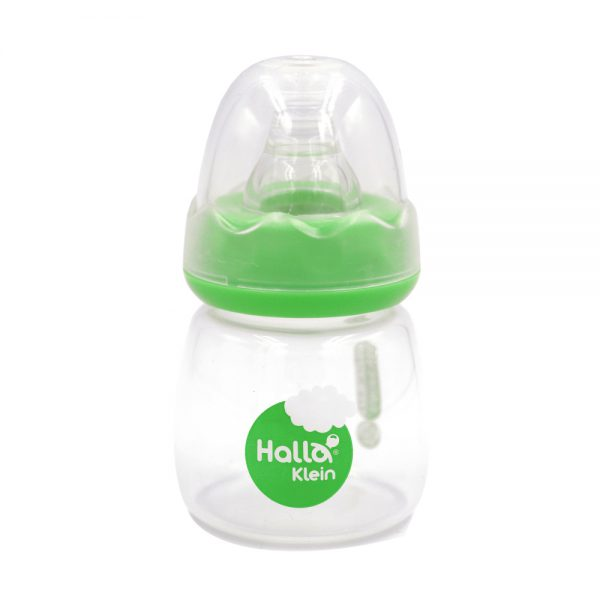 PP Feeding Bottle New Born Low Flow for +0 Months 60ml-Wee Care