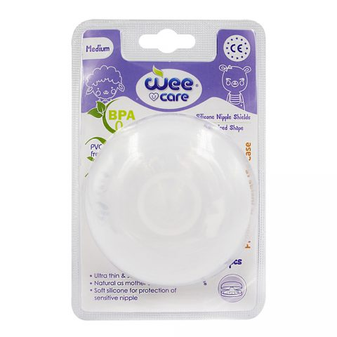 Silicon Nipple Shield-Wee Care