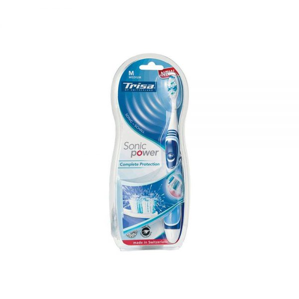 Sonic Power Complete Protection Toothbrush-Trisa