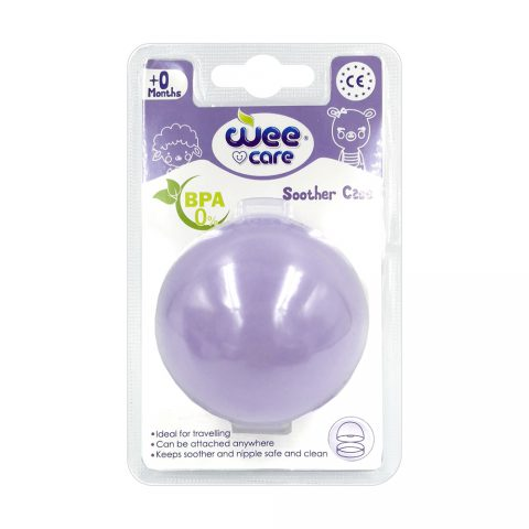 Soother Case For +0 Months-Wee Care