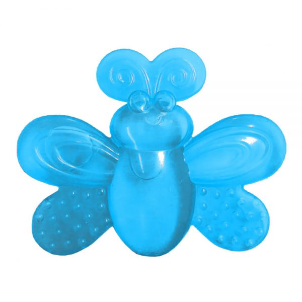 Water & Soft Sooting Teether Butterfly For +3 Months-Wee Care