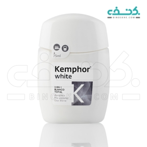 White 2 in 1 Blanco Total Toothpaste-Kemphor