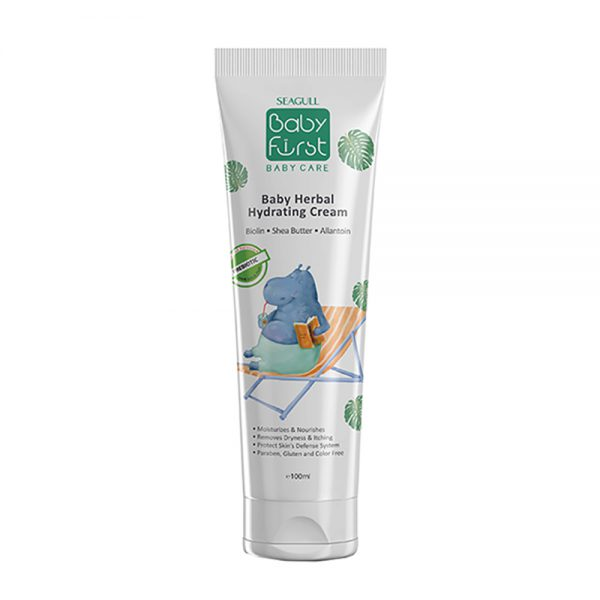 Baby First Baby Herbal Hydrating Cream-Seagull