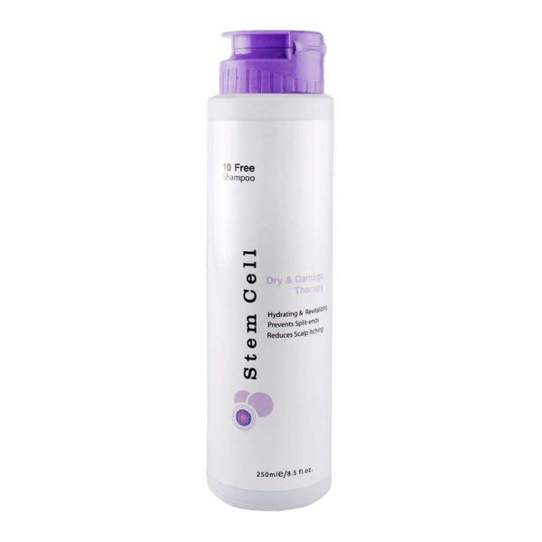 Dry _ Damage Therapy 10 Free Shampoo-Stem Cell