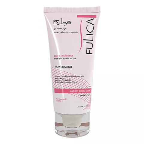 Hair Conditioner Frizzy And Rebellious Hair-Fulica