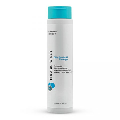 Oily Dandruff Therapy Sulfat Free Shampoo-Stem Cell