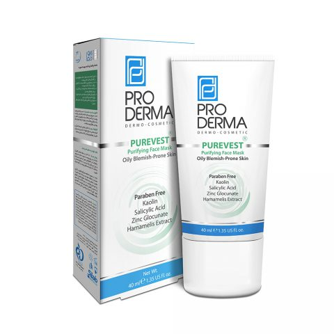 Purevest Purifying Face Mask-Proderma