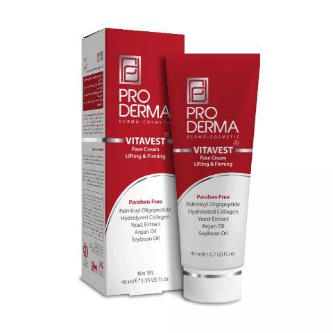 Vitavest Face Cream Lifting _ Firming-Proderma